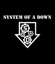Толстовка System of a down
