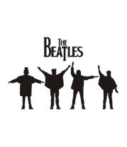 Мужская футболка с длинным рукавом The Beatles