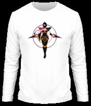 Мужская футболка с длинным рукавом The Templar