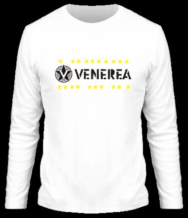 Мужская футболка с длинным рукавом Venerea