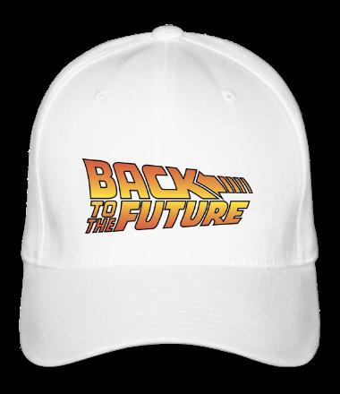 Бейсболка Назад в будущее (цвет)