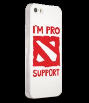 Чехол для iPhone Im pro support