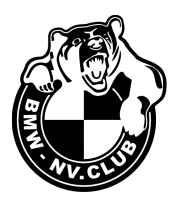 Женская майка борцовка BMW Club NV