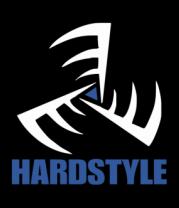 Детская футболка  Hardstyle