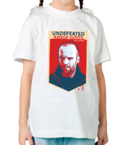 Детская футболка  Джейсон Стэтхэм