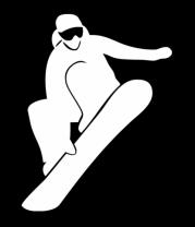 Мужская майка Snowboard