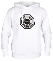 Толстовка Dharma logo (lost)