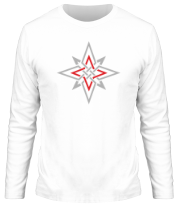 Мужская футболка с длинным рукавом Кельтская звезда