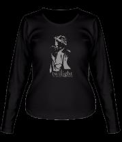 Женская футболка с длинным рукавом Twilight