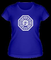 Женская футболка  Станция Гидра (The Hydra)