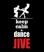 Толстовка без капюшона Keep calm & dance JIVE