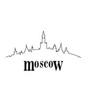 Толстовка без капюшона Moscow