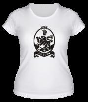 Женская футболка  Cullen