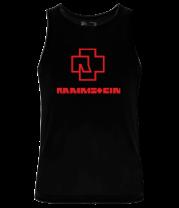 Мужская майка Rammstein