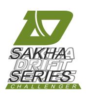 Женская футболка  Sakha Drift Series
