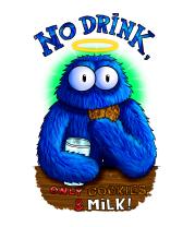 Чехол для iPhone No drink