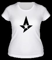 Женская футболка  Astralis