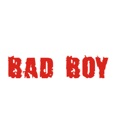 Футболка поло мужская Bad Boy