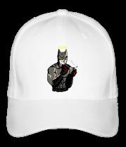 Бейсболка Бэтмен  курит