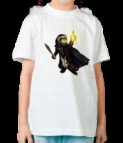 Детская футболка  Властелин колец - хорек