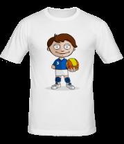 Мужская футболка  Volley
