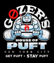 Женская футболка с длинным рукавом House of Puft