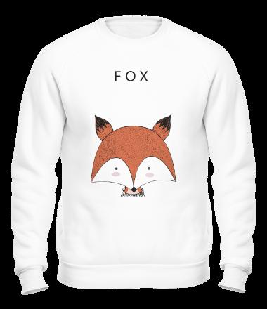 Толстовка без капюшона FOX