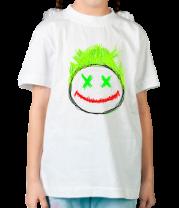 Детская футболка  Джокер смайл