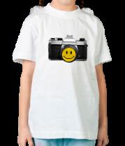 Детская футболка  Smile