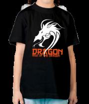 Детская футболка  Dragon eSports Apparel