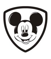 Трусы мужские боксеры Mickey Mouse