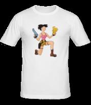 Мужская футболка  Футурама - Amy Wong