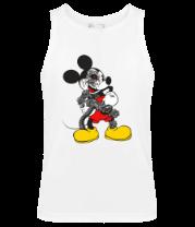 Мужская майка Terminator Mickey