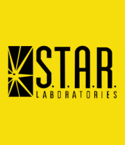 Бейсболка STAR Laboratories