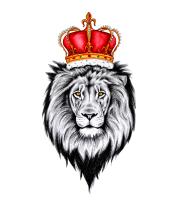 Толстовка без капюшона Lion King