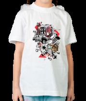 Детская футболка  City Art