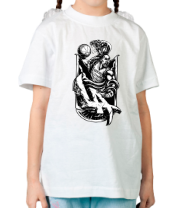 Детская футболка  НБА