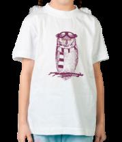 Детская футболка  Авиатор