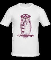Мужская футболка  Авиатор