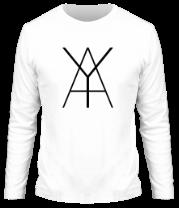 Мужская футболка с длинным рукавом Schokk Ya Art