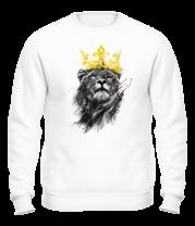 Толстовка без капюшона No King