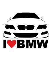 Толстовка Love BMW