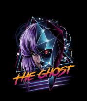 Толстовка без капюшона Cyber Ghost