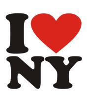 Трусы мужские боксеры I love NY