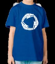 Детская футболка  Game of Thrones Targaryen
