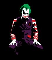 Детская футболка  Джокер арт