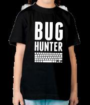 Детская футболка  Bug hunter
