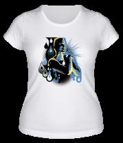 Женская футболка  Слёзы Роя