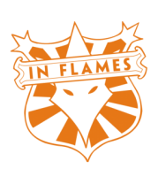 Женская майка борцовка In Flames