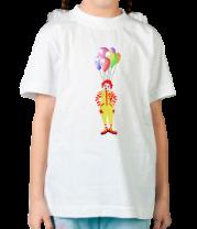 Детская футболка  Kill That Creepy Clown